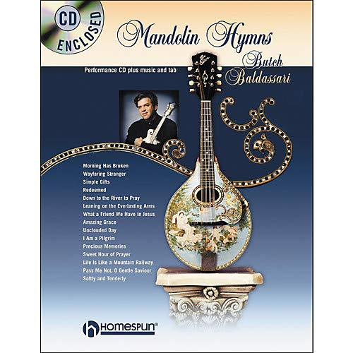 Mandolin Hymns (Book/CD) Pack of 2