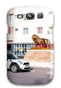 AnnDavidson SpAdDel11947AkgiF Case Cover Skin For Galaxy S3 (cooper Union Architecture Home Test )