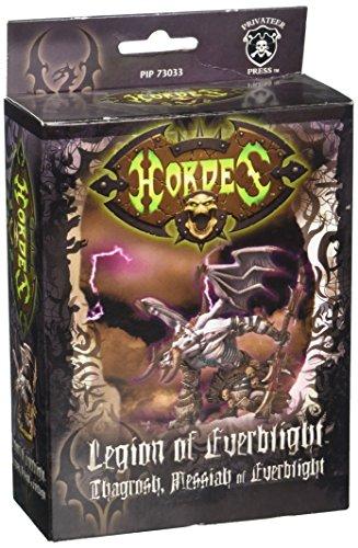Privateer Press - Hordes - Legion: Epic Warlock Thagrosh Model Kit 3