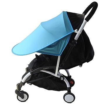 Kinderwagen Sonnenschutz mit UV Schtuz,Sonnendach Sonnensegel Kinderwagen,f/ür Buggys und Kinderwagen