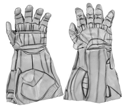 Avengers 2 Deluxe Hulk Costumes (Halloween Costume Accessories Avengers 2 Ultron Deluxe Latex Hand Gloves)