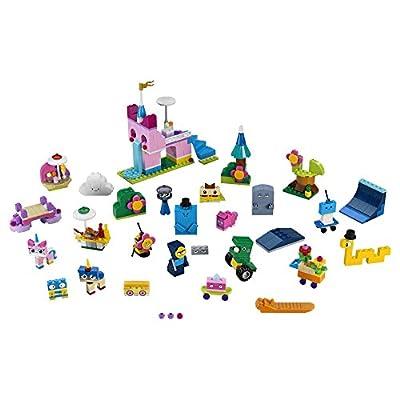 LEGO Unikitty! Unikingdom Creative Brick Box 41455 Building Kit (433 Pieces): Toys & Games