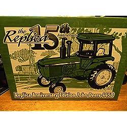 1/16 John Deere 4450 15th Replica Anniversary Toy