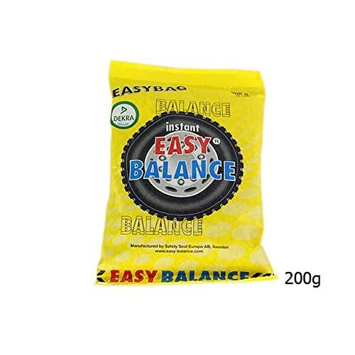 1Pack utilitaires Easy Balance 200g poudre d'équilibrage/poudre/véhicule/pneus/DEKRA zerifikat/Balancing Sable/Transporter/camion/Buse/Fast/Qualité/amortit les vibrations/Granulés/niede