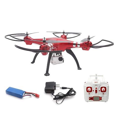 likeitwell 8.0MP HD Cámara RC Quadcopter con Altura del Conjunto ...