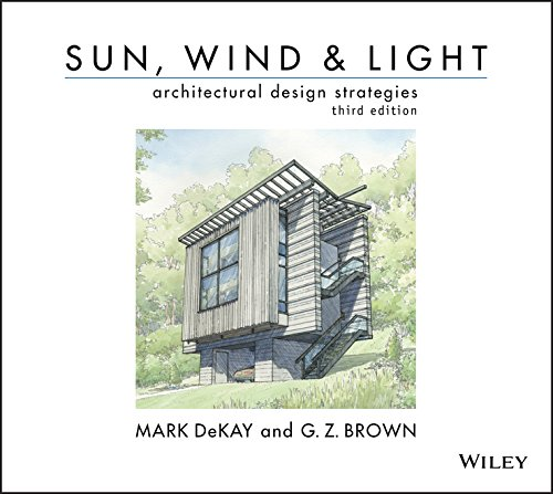 Pdf Engineering Sun, Wind, and Light: Architectural Design Strategies