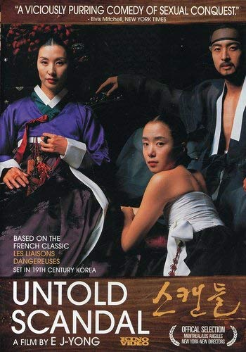 Untold Scandal -