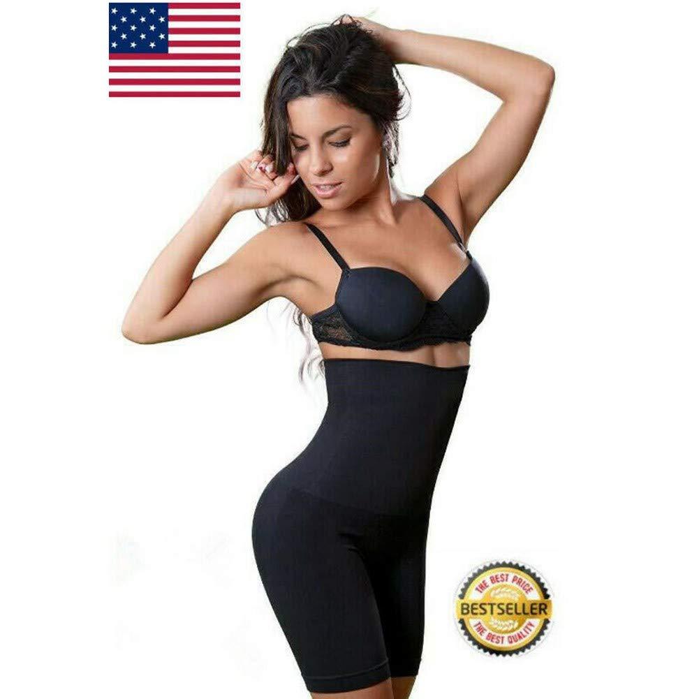 Gyratedream Mujeres Shapermint Empetua All Day Everyday Shorts de Cintura Alta Pantalones Body Shaper