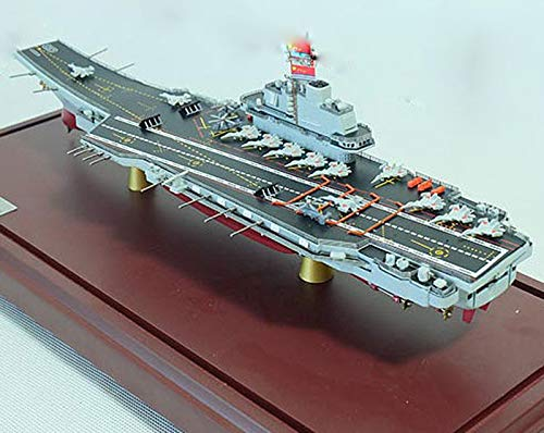 - FloZ China Liao NING 1/1000 diecast Model Ship