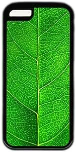 Green Leaf Design Iphone 5c Case