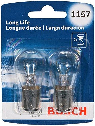Bosch 1157LL 1157 Light Bulb, 2 Pack