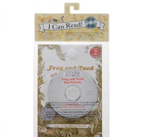 Frog and Toad Are Friends: Level 2 (+ CD)