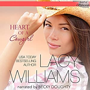 Heart of a Cowgirl Audiobook