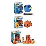 Funko Finding Dory: POP! Disney Action Figure Collectors Set