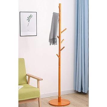 Kays Perchero Estante de bambú con Forma de árbol de ...