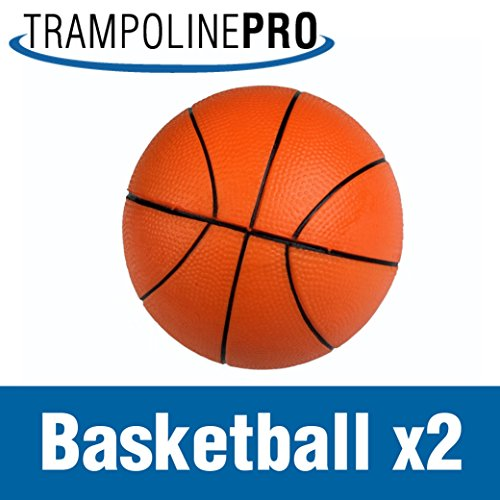Trampoline Pro (2-Pack Extra Foam Ball for Jump Slammer by Trampoline Pro (Image #1)