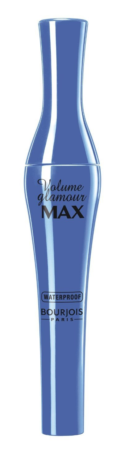 Bourjois Volume Glamour Max Waterproof Mascara for Women, 51 Noir, 0.3 Ounce by Bourjois (Image #1)