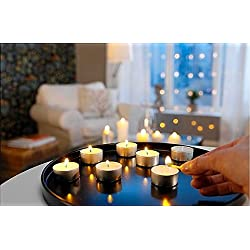 Zion Judaica Quality Tealight Candles Unscented Se