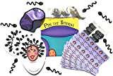 Fun Pin the Sperm on the Egg(TM)Special Game Package for...