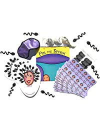 Fun Pin the Sperm on the Egg(TM)Special Game Package for Party of 48! From Well Dunn Creations , Pin the Sperm on the Egg(TM) BOBEBE Online Baby Store From New York to Miami and Los Angeles