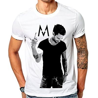 Mazumi8 Maroon 5 FC Rock T-Shirt