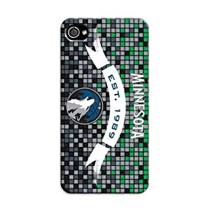 Cool Plain PC Hard Skin Case For Samsung Note 2 Cover Nba Minn. Timberwolves