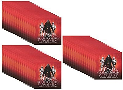 Star Wars Paper Lunch Napkins (48 Count)