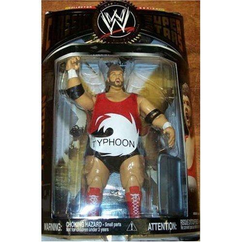 WWE CLASSIC SUPERSTARS 17 TYPHOON by Jakks