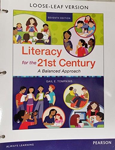Literacy F/21 St Cent.:Balanced..Txt(Ll)