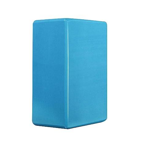 Amazon.com : Foam Block Blocks Yoga Brick 9 Inchesx 6 Inches ...