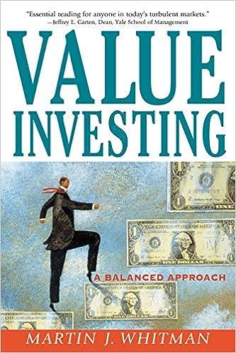 Descargar PDF Gratis Value Investing P: A Balanced Approach