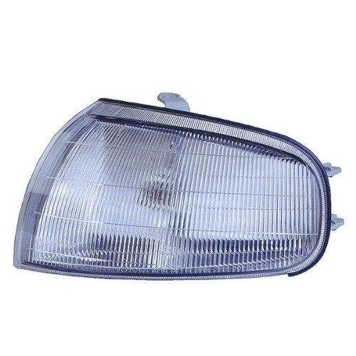 1992-1993-1994 Toyota Camry Corner Park Light Turn Signal Marker Lamp Left Driver Side (92 93 94) ()