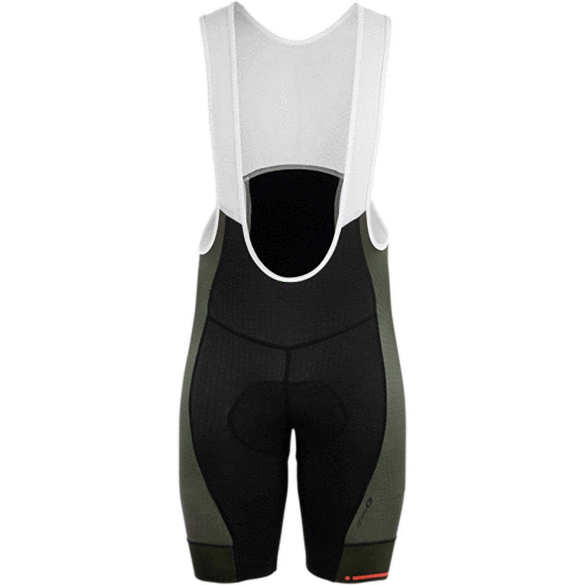 Sugoi Evolution Bib Short Small Deep Olive