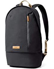 """Bellroy Campus Backpack (16 liters, 15"""" Laptop, Spare Clothes, Wallet, Phone) - Charcoal"""
