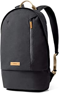 Bellroy Campus Backpack (Slim College Backpack, Protect Sleeve for Laptops Up to 15 Inch, Internal Organization Pockets) - Charcoal - Recycled