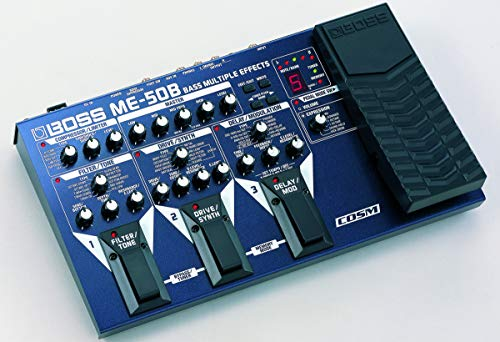 Boss ME-50B Bass Multi Effects