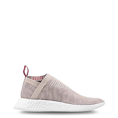 8c514429eb3b7 adidas Shoes Man NMD_CS2 Primeknit Shoes Beige in primenkit CQ2039 ...