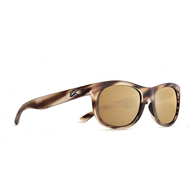 Amazon.com: Kaenon Stinson Driftwood - Brown 12 Polarized ...