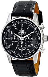Vostok-Europe Men's OS22/5611131 Gaz 14 Limo Quartz Chronograph Watch