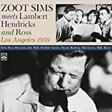 Zoot Sims Meets Lambert Hendricks and Ross, Los Angeles 1959 by Zoot Sims (2010-11-16)