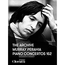 The Archive: Murray Perahia -Piano Concertos 1  and  2