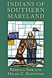 img - for Indians of Southern Maryland book / textbook / text book