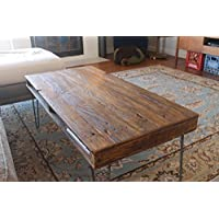 The Newton - Reclaimed Wood Coffee Table