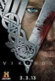 Vikings (TV) - 11 x 17 TV Poster - Style A