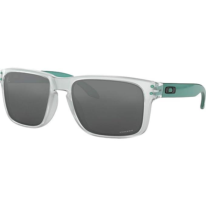 Oakley Holbrook Gafas de sol, Transparente, 57 para Hombre ...