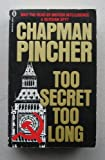 Too Secret, Too Long, Chapman Pincher, 0312903758