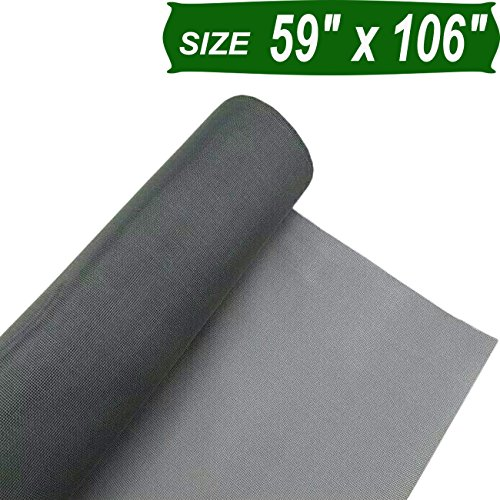 Gray Fiberglass Screen - Senneny 59