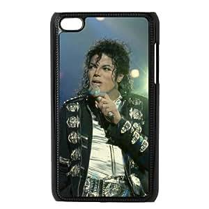 I-Cu-Le Phone Case Michael Jackson,Customized Case ForIpod Touch 4