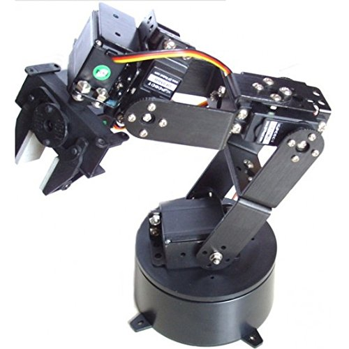 6 dof robot arm - 3
