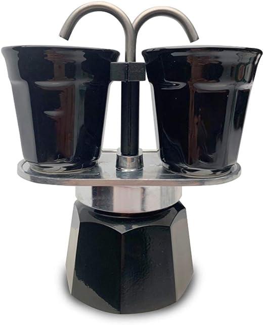 Lwieui Cafeteras Italianas Mocha Pot Espresso Cafetera Espresso ...